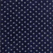 Moda - Portsmouth by Minick & Simpson - 6142 - Stars on Navy Blue - 14867 16 - Cotton Fabric